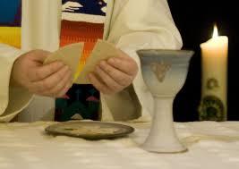"""The Greek noun εὐχαριστία (eucharistia), means """"thanksgiving"""""""