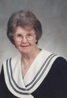 Margie McGehee Bruce