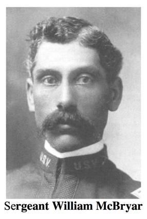 William McBryar Buffalo Soldier